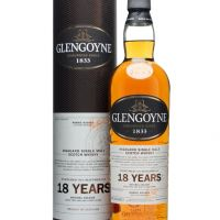 1 fles GLENGOYNE 18YO Single Malt Whisky 0,70 ltr